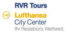 RVR Tours GmbH Lufthansa City Center